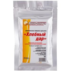 Комплексная пищевая добавка «Хлебный дар», 60 гр.