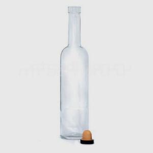 """Бутылка """"Водочная"""" 0,5 л с пробкой"""