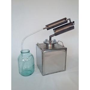 """Самогонный аппарат """"Домовёнок-1"""" с перегонным кубом 15 литров"""