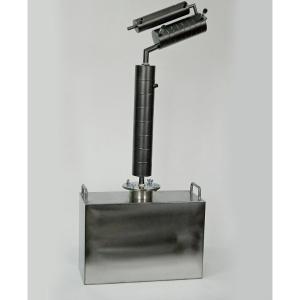 """Самогонный аппарат """"Домовёнок-1"""" с барботажной колонной и кубом 27 литров"""