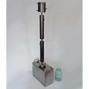 """Самогонный аппарат """"Домовёнок-5"""" с барботажной колонной и кубом 27 литров"""