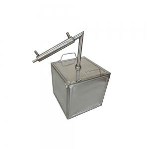 """Самогонный аппарат """"Кузя"""" с перегонным кубом 15 литров"""