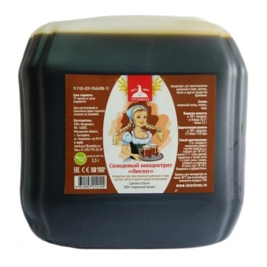 Солодовый концентрат «Виски», канистра 5,5 кг