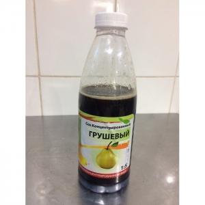 Сок концентрированный «Грушевый», кисл. 1,0-1,6% 1 кг (Континент)