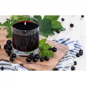 Сок концентрированный «Чёрная смородина», кисл. 4,5% 1 кг (Континент)