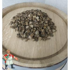 Дубовая щепа (средний обжиг), 50 гр