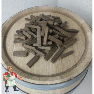 Дубовые палочки для настаивания (средняя обжарка), 50 грамм