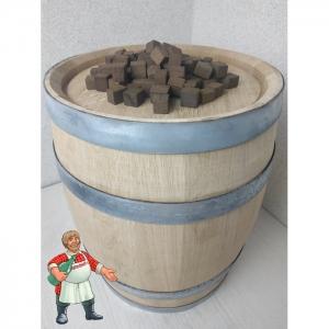 Дубовые кубики для настаивания (средняя обжарка), 1000 грамм