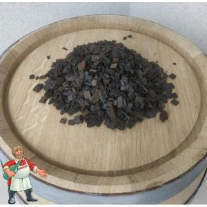 Дубовая щепа (сильный обжиг), 50 гр