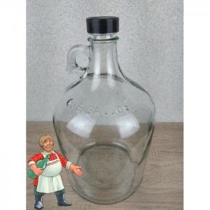 """Бутыль """"Кольцо"""", 4 литра"""