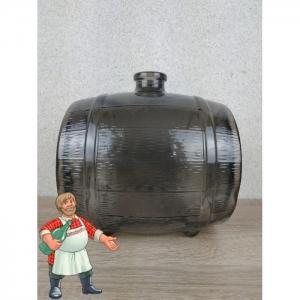 """Бутыль-бочёнок """"Ботте"""", 3,8 литра (дымчатый)"""