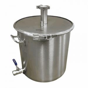 """Перегонный куб ОлдСтил\OldSteel """"Усиленный"""", 20 литров"""