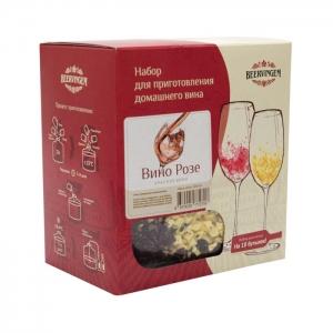 Набор для приготовления домашнего вина Beervingem «Вино Розе» на 13,5 л