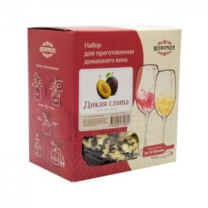 Набор для приготовления домашнего вина Beervingem «Дикая слива» на 13,5 л