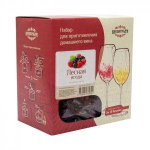 Набор для приготовления домашнего вина Beervingem «Лесная ягода» на 13,5 л