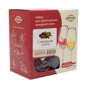 Набор для приготовления домашнего вина Beervingem «Северная клюква» на 13,5 л