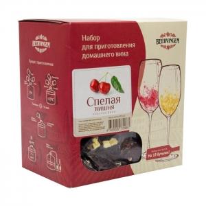 Набор для приготовления домашнего вина Beervingem «Спелая вишня» на 13,5 л
